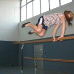 26.04.2013: Stufenbarren - Hocksprung drüber