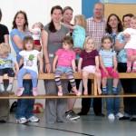 Eltern-Kind-Gruppe 02.07.2013