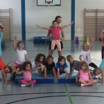 5-6Jährige: Gruppenbild