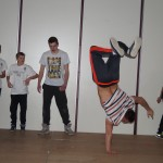 Breakdance-Gruppe