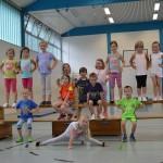 27.06.2017: Gruppe 5-6Jährige
