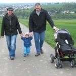 Weg zum Beuerbacher See