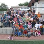 Eltern+Kinder in der SVW-Arena