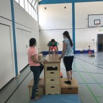 23.06.2017: Aufhocken auf gr.Kasten