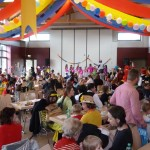 Tanzgruppe 3-7 Jährige