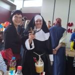 2017: Piratin und Nonne