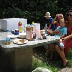 16.06.2018: Endstation mit Picknick