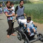 25.06.2017: Flüchtlings-Familie