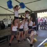 Zweiter Tanz: Abschluss-Akrobatik