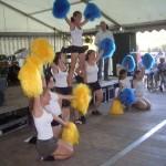 Erster Tanz: Abschluss-Akrobatik