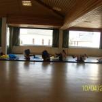Campwoche: Bodenübungen