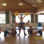 Campwoche: Akrobatik