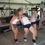 Erster Tanz: Akrobatik